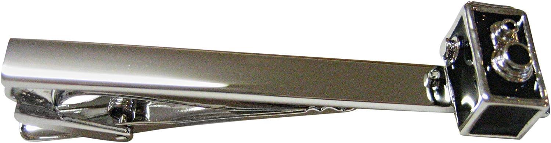 Retro Brownie Camera Photography Square Tie Clip
