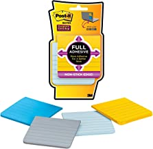 full adhesive lined sticky notes