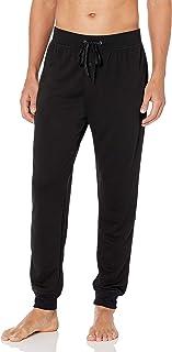 IZOD Men's Knit Jogger Sleep Pants
