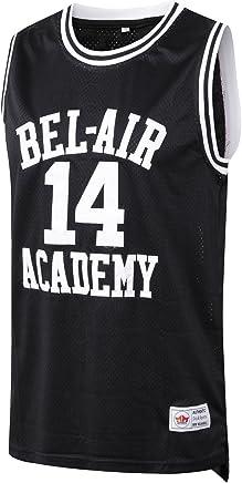 MM MASMIG Will Smith 14 The Fresh Prince of Bel Air Academy Basketball  Jersey S- 5da4f82d8