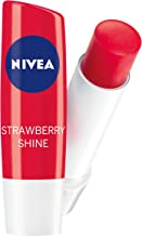Liposan Fruity Shine - Strawberry & Cherry Lip Balm 2 x 0.17 oz (4.8g) Twin Pack