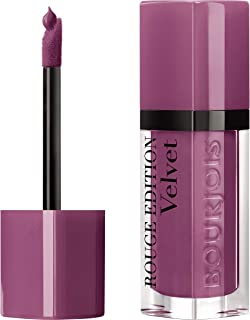 Bourjois Rouge Edition Velvet Liquid Lipstick - 36 In Mauve , 6.7ml/0.23fl oz
