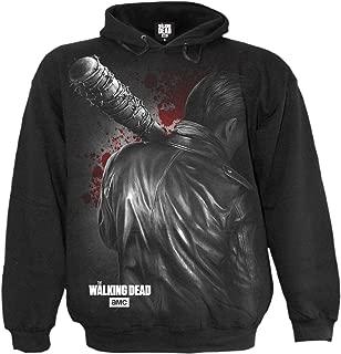Spiral Mens - Negan - Just Getting Started - Walking Dead Hoody Black