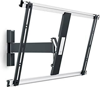 Vogels THIN 525, Soporte de Pared para TV 40 - 65 Pulgadas, Inclinable y Giratorio 120º, Máx 25 kg y con sistema VESA Máx....
