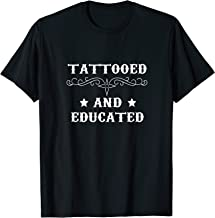 tattooed and educated