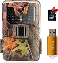 Trail Game Camera - 36MP 1520P 0.2s Trigger Speed Night...