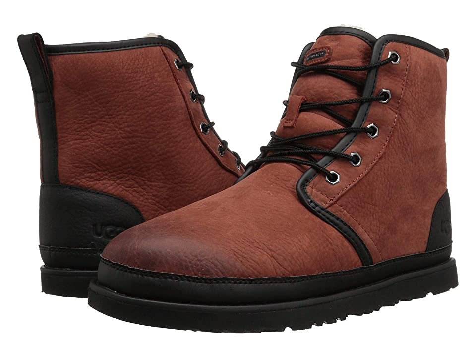 UGG Harkley Waterproof (Red Oxide) Men
