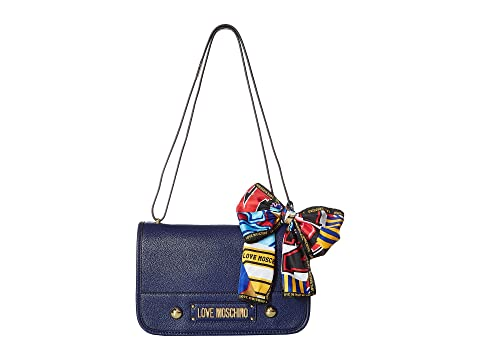 LOVE Moschino Shoulder Bag with Scarf