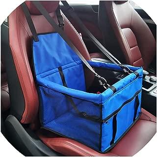 Dog Bag Basket Pet Products Fine Joy Pet Dog Carrier Car-Carrying Car Seat Pad Safe Carry House Cat Puppy Bag Car Travel Basket