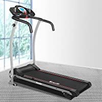 Everfit Home Treadmill 1HP Compact Running Exercise Machine 100KG Capacity LCD Display Foldable Flat Cardio Fitness...