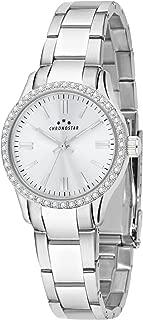 Chronostar R3753241509 Luxury Year Round Analog Quartz Silver Watch