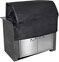 iCOVER 37 inch Built in Grill Cover Waterproof Heavyduty UV Resistant Built in Barbecue..