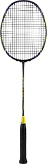 Spinway Professional Light Weight Graphite Badminton Racket Extreme Kevlar M1 for High Speed Performance with Full Cover Bag