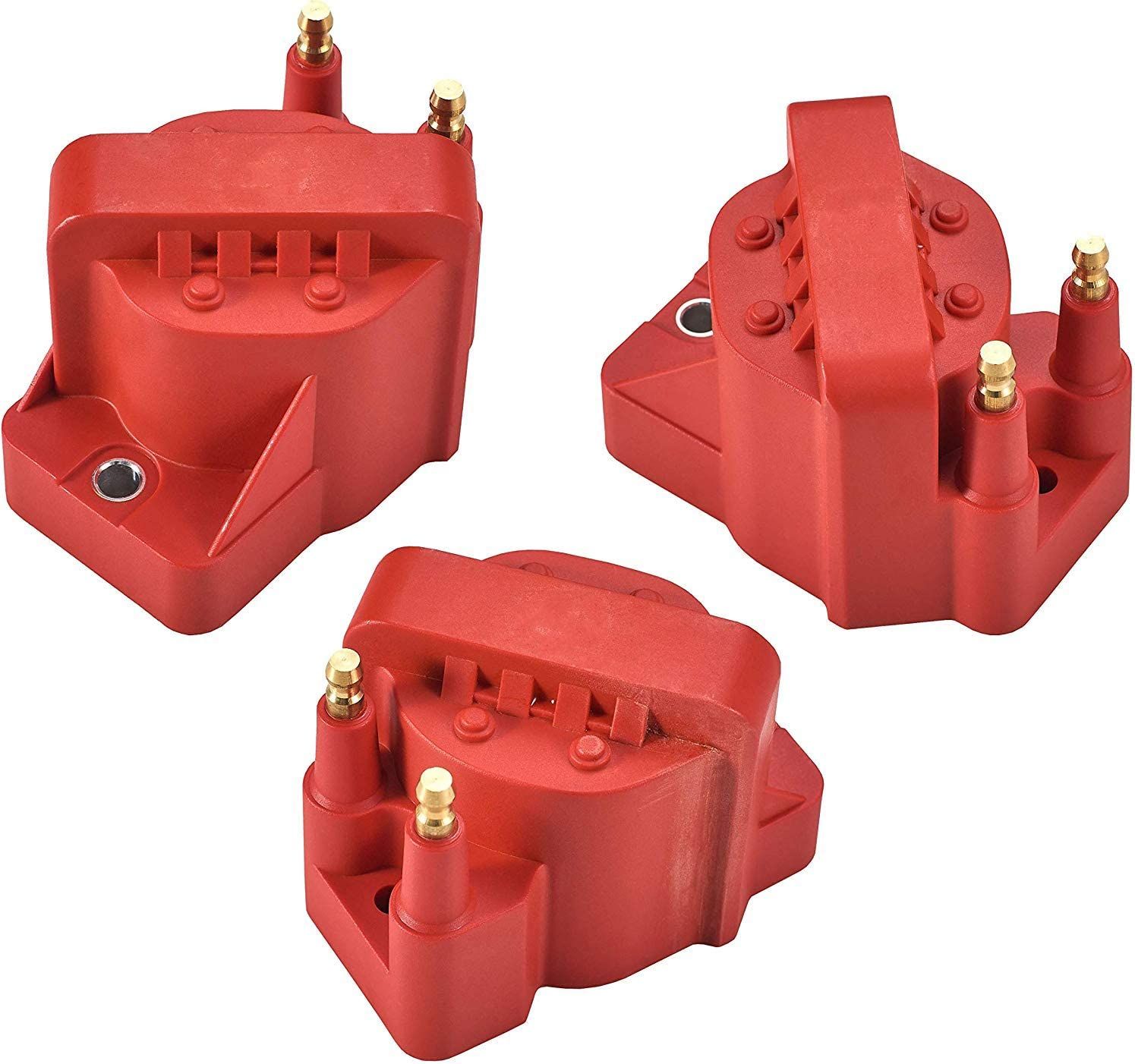 ENA Direct Ignition Max 82% OFF Coil Pack of with Detroit Mall Chevy Compatible 3 C Buick