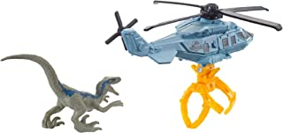 Matchbox Jurassic World Dino Transporters Raptor Copter