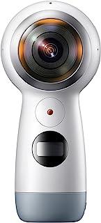 Samsung Gear 360 2017-4K Spherical VR Camera, White