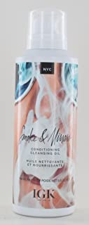 IGK Smoke & Mirrors Conditioning Cleansing Oil 5oz
