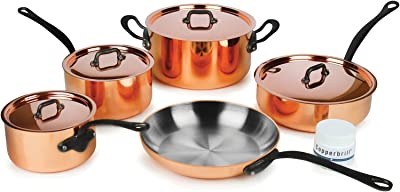 Amazon.com: FALK 5-piece Falk Copper Classical Line Starter Set ...