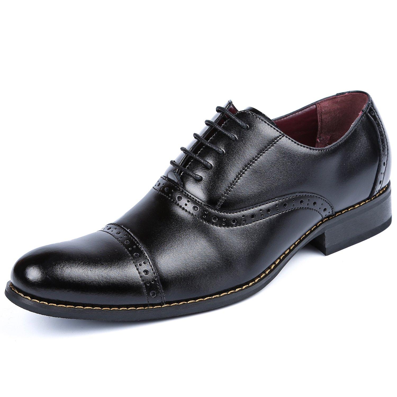 [アラモーダ] 日本製 ビジネスシューズ 本革 メンズ 革靴 紳士靴 内羽根ウイングチップ 1182