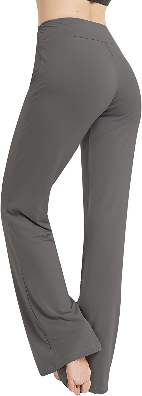 In a popularity Regular discount Zero Zoo Women's Bootleg Yoga Waisted Pants Worko Boot-Cut High