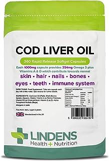Lindens Aceite Hígado