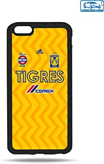 ModifiedCases 2019 Tigres Jersey Bumper Case Compatible with Apple iPhone 6 Plus/6s Plus