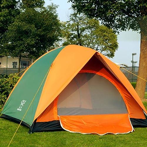 LINDANIG Tente 3 et 4 Personnes pour Le Camping Sauvage