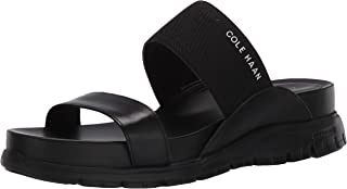 Cole Haan Women's Zerogrand Double Band Slide Sandal Wedge
