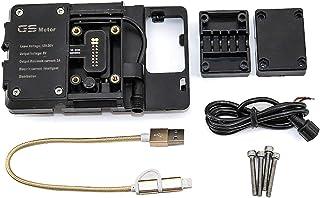 CSMDELAY Motorfiets Mobiele Telefoon GPS Board Bracket Mobiele Telefoon Stand Navigatie Beugel voor S*UZU*KI Vstrom 1000 D...