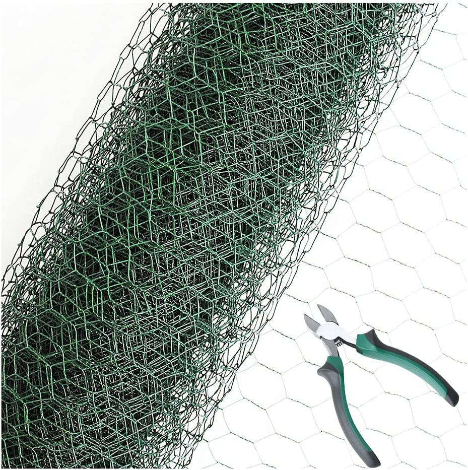 LSXIAO-Decorative Beauty products Fences New product type PVC Coated Wire Animal Barrie Chicken