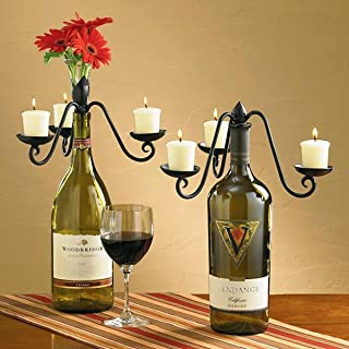 Best wine bottle stopper candelabra Reviews