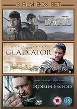 3 Film Eagle / Gladiator / R n Hood [Edizione: Regno Unito] [Reino Unido]