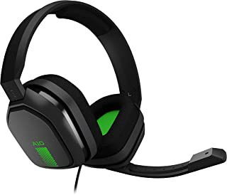 ASTRO Gaming A10 Wired Headset, Lightweight & Damage Resistant, ASTRO Audio, Dolby ATMOS, 3.5 mm Audio Jack for Xbox Serie...