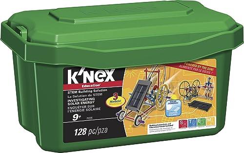 K'NEX Education énergie Solaire (41147)