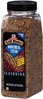 McCormick Grill Mates Montreal Steak Seasoning - 29 Ounce