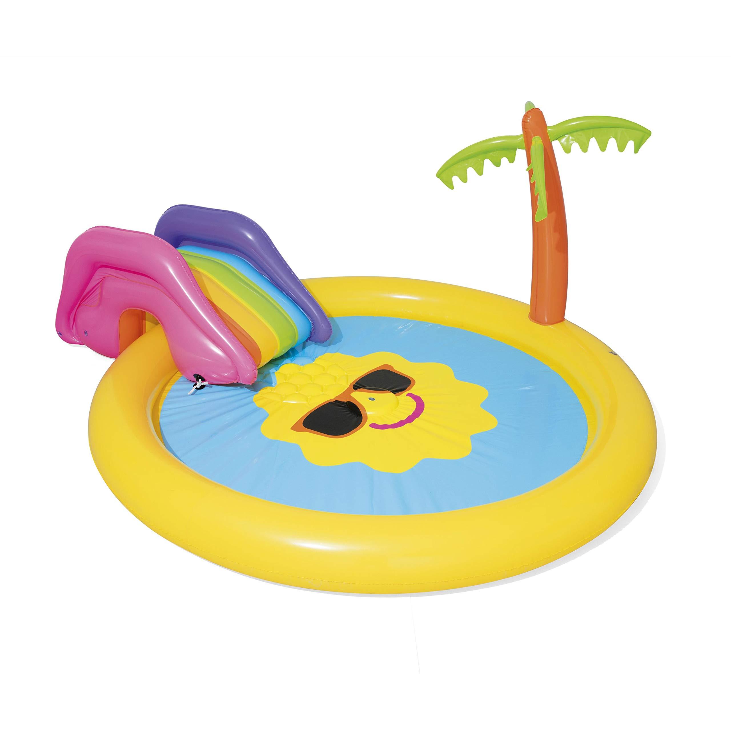 BESTWAY 51026 - Piscina Hinchable Infantil Play Pool 152x30 cm: Amazon.es: Juguetes y juegos