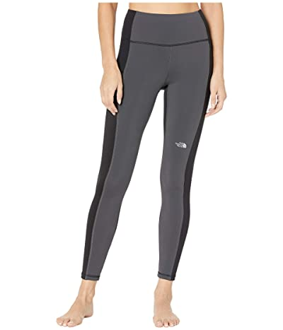 The North Face Winter Warm High-Rise Tights (Asphalt Grey) Women