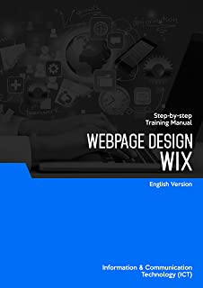 WIX (WEBPAGE DESIGN) (English Edition)