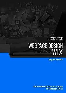 WIX (WEBPAGE DESIGN)