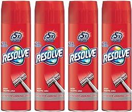Best resolve carpet cleaner ingredients Reviews