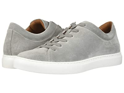 Aquatalia Alaric (Light Grey Suede) Men