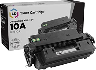 LD Remanufactured Toner Cartridge Replacement for HP 10A Q2610A (Black)