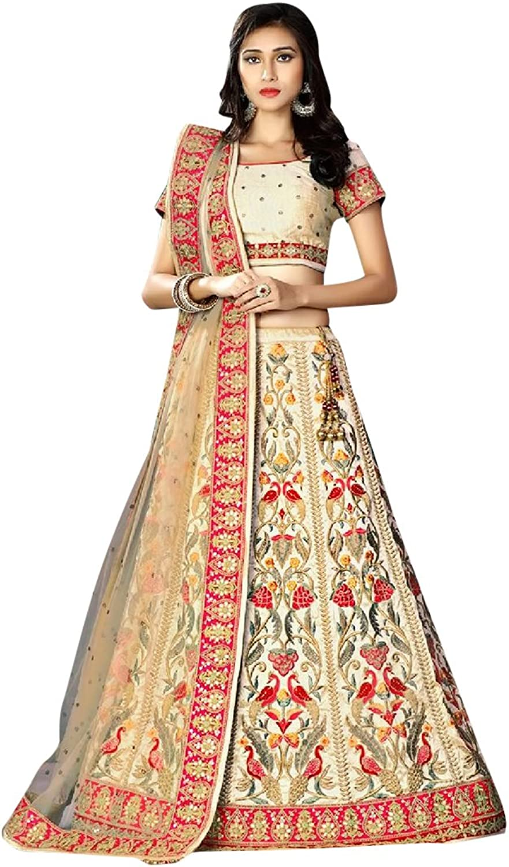 Bridal Women Collection Lehenga Choli Dupatta Ceremony Wedding Punjabi 616 6