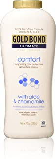 Gold Bond Ult Pwdd Size 10 Oz Gold Bond Ultimate Comfort Body Powder With Aloe (pack of 5)