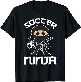 Soccer Ninja Shirt | Cute Class Football Lovers Tee Gift