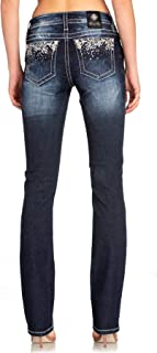 Rock Your World Straight Jeans