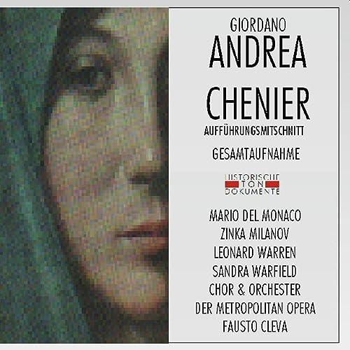 Andrea Chenier: Erster Akt - Questo Azzurro Sofa de Chor der ...