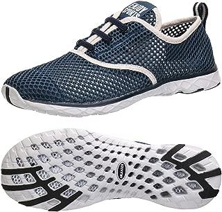 (10 D(M) US, Blue) - Aleader Men's Quick Drying Aqua Water Shoes