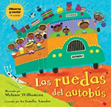 Las Ruedas del Autobus [with Audio CD] (Singalongs) (Spanish Edition)