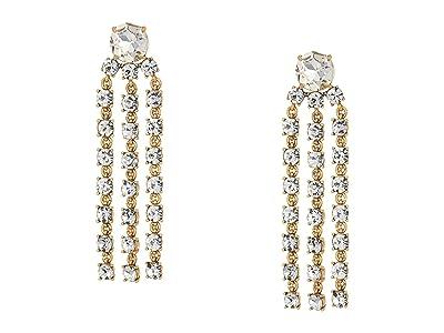 J.Crew York Chandelier Earrings (Crystal) Earring